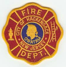 Hackensack Fire Patch