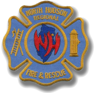 North Hudson Regional Fire and Rescue Logo